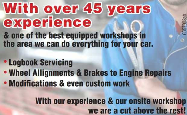 Auot 1 Whitsunday