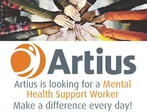 Artius is looking for a Mental Health Support Worker 