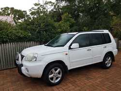 XTRAIL WAGON 2002,