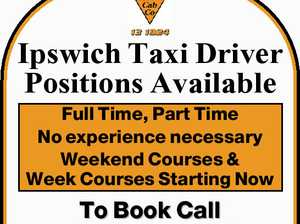 Ipswich Taxi Driver Positions