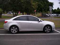Holden Cruze 2013 - 20,650kms, one owner since new, as new cond, fully serviced and reg'd A...