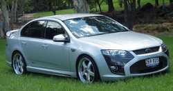 FORD FPV F6     2011,  auto,  sedan,  low Kilometres - 53187,  Immacul...