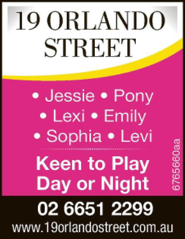 * Jessie * Pony * Lexi * Sophia * Emily * Levi   Keen to Play   Day or Night ...