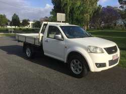 2012 Great Wall alloy tray utility. Bargain late model good kms powered by Mitsubishi. Economical 4...