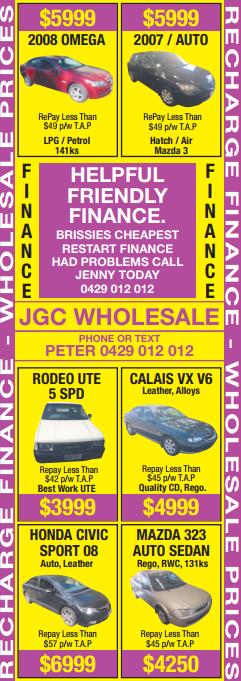 HELPFULANDFRIENDLY FINANACE & CAR SALES.