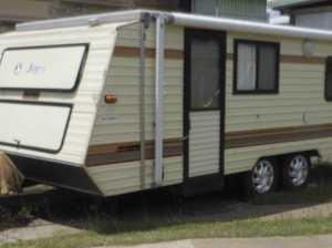 Jayco Poptop Caravan 17ft 6ins