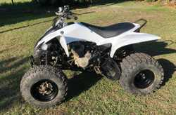 YAMAHA 250cc Raptor Quad    Very Good Condition   2012 model.   $3,400 ono