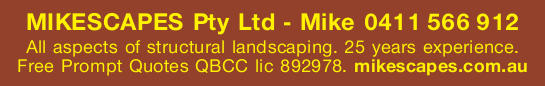 All aspects of structural landscaping.   25 years experience.   Free Prompt Quotes   ...