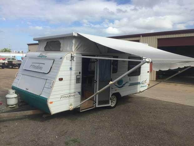 "JAYCO FREEDOM POP-TOP 2003 16' 7"" long Good condition. Electric brakes, reverse cycle a..."
