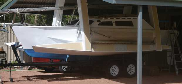 Farier 720 - Ready to Sail!     Auto pilot  VHF  Sounder  EPIRB  Safet...