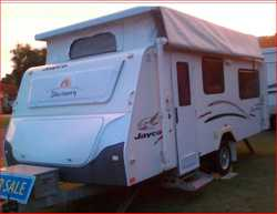 2009 JAYCO DISCOVERY 17' POP TOP Air conditioned, full annexe, microwave, 12vts battery pack,...