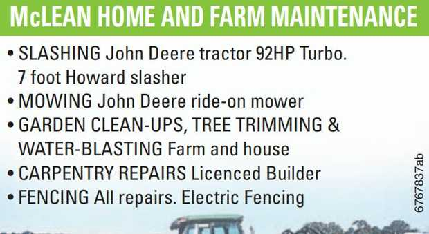 SLASHING John Deere tractor 92HP Turbo.