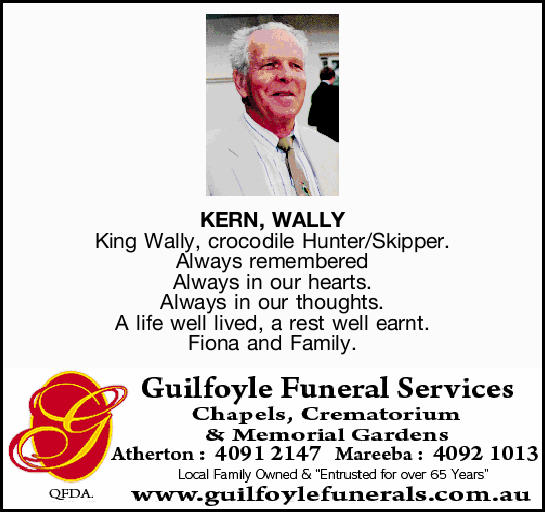 KERN, WALLY