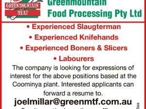 Experienced Slaughterman