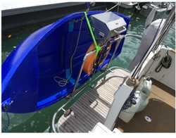Poly 2.8m, includes oars, dolly wheels & 2 life jackets. Airlie Beach $1,800.00 ono. Ph...