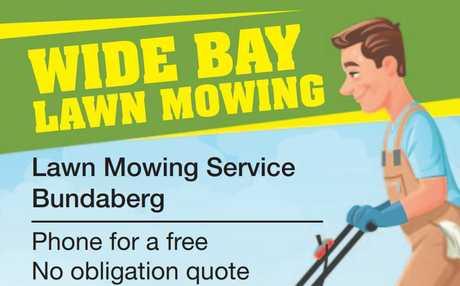 <p> Lawn Mowing Service Bundaberg </p> <p> Phone for a free no obligation...</p>