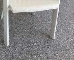 4 very sturdy chairs never used