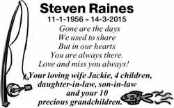 Steven Raines