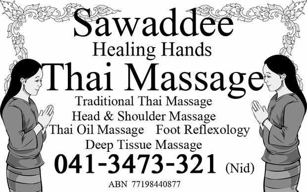 THAI MASSAGE    Foot Reflexology  Thai Oil Massage  Head & Shoulder Ma...