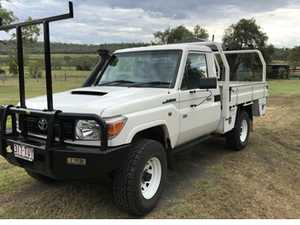 WORKMATE LANDCRUISER UTE