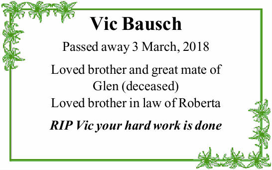 Vic Bausch