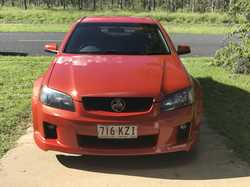 RWC 6 Months Rego. 1 owner good condition. Freshly Serviced - 6 speed Auto 6ltr V8.