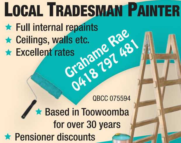 Based in Toowoomba for over 30 years   Excellent rates   Ceilings, wal...
