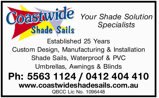 Your Shade Solution Specialists