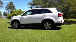 KIA Sorento AWD,  7/14,  3.5yrs factory warranty,  7 seater,  turbo diese...