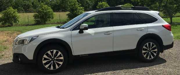 5GEN 2.0D Premium Wagon   5dr CVT 7sp AWD.'15,   auto, dual a/c, cruise,   rev ca...
