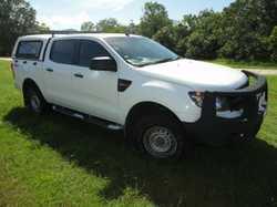 12 RANGER AutoXL    4x4 2.2 Diesel Canopy/Drawers,  Bullbar/Towbar 108,000km  $2...