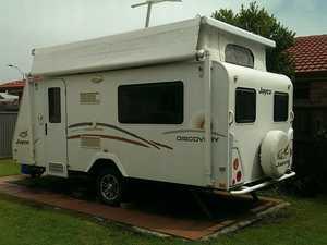 Jayco Discovery 2011 Caravan