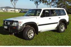 NISSAN Patrol  1999,  220000km,  6cyl,  4.5L,  petrol,  vgc all...