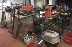 Monster garage sale, saw bench, drill,  handy power tools, rare timber & hardwood, car parts, lawn m...