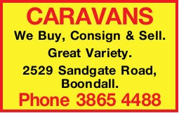 <p> <strong>WE BUY CARAVANS</strong> </p> <ul> <li>