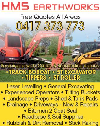HMS EARTHWORKS