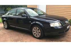 2000 AUDI A6 Quattro,