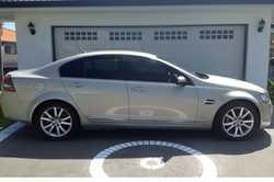 2012 VE HOLDEN Calais sedan, V6 auto, 98,000 kms, P/S, A/C, t/bar, leather seats, sports wheels,...
