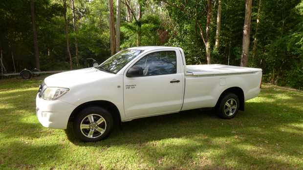 Toyota Hilux 4x2