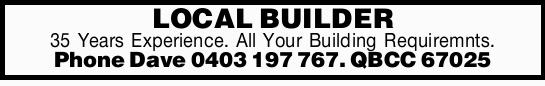 35 Years Experience.