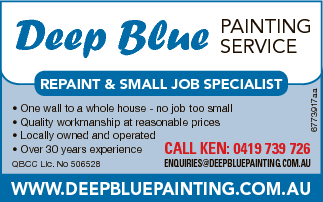 REPAINT & SMALL JOB SPECIALIST    One wall to a whole house - no job too small ...