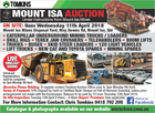 MOUNT ISA AUCTION