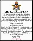 "JEN, George Ronald ""RON"""