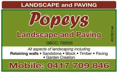 <p> <strong>All Aspects of Landscaping Including</strong> </p> <ul> <li> Retaining...</li></ul>