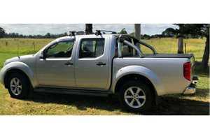 <p> Nissan Navara D40 ST 4WD </p> <p> 2012, </p> <p> manual, </p> <p> dual...</p>