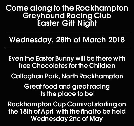 DON WISENER MEMORIAL   Wednesday, 4th of April 2018   Callaghan Park, North Rockhampton ...