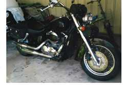 HONDA VT750 shadow spirit 2008 model, goes & cruises well, 47,000 kms, single seat rego, safe...