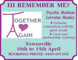 Psychic Medium Lorraine Manley    Genuine connections with the spirit world   Card...