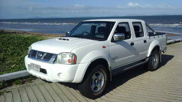 Steel Cab Ute Nissan Navara 2009    2.5 Diesel Turbo. Elect Rust Fitting, good tyres.    ...