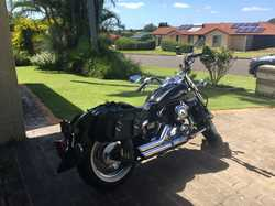 YAMAHA V-Star Classic 2012.